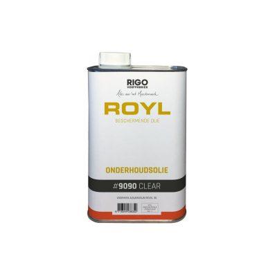 ROYL Onderhoudsolie Blank 1 Liter