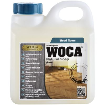 WOCA Zeep Naturel 2,5L