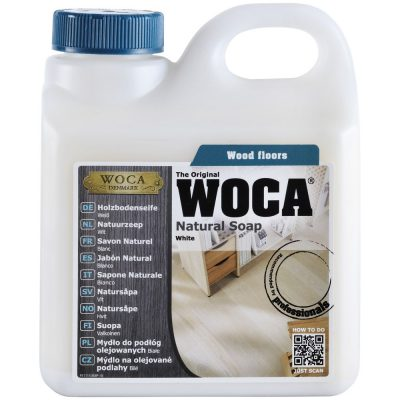 WOCA Zeep Wit 1L