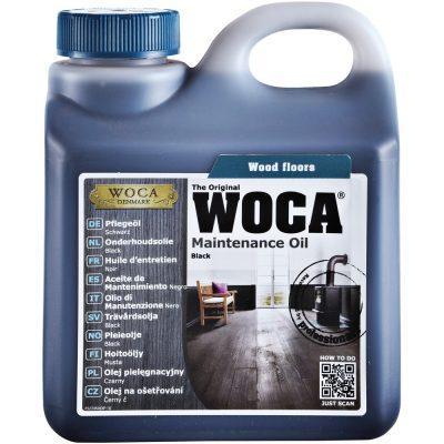WOCA Onderhoudsolie Zwart 1L