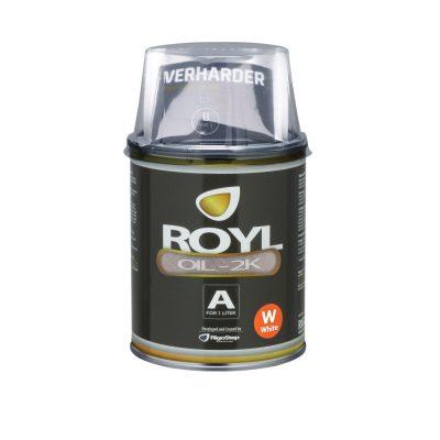ROYL 2K Olie Basic White 1 Liter