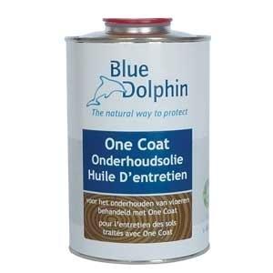 Blue Dolphin One Coat Onderhoudsolie Extra Mat