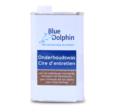 Blue Dolphin Onderhoudswas Transparant