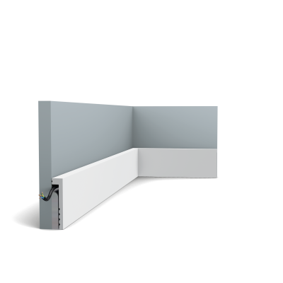 Orac Plint SX171 Square Overzetplint