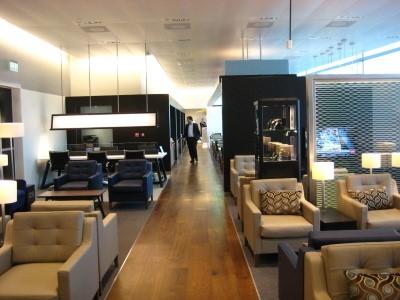 Businessclass Lounges British Airways Te Schiphol