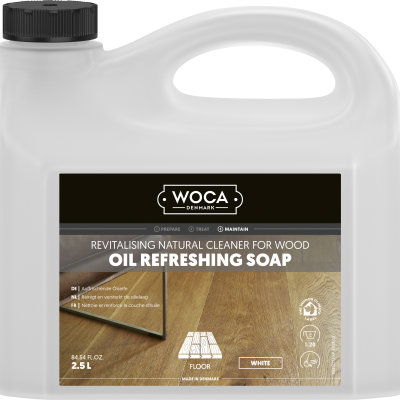 WOCA Olieconditioner Wit 2,5L / Oil Refreshing Soap
