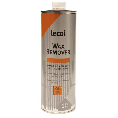 Lecol Wax Remover OH34
