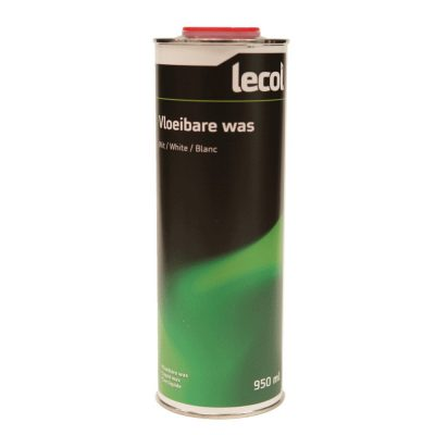 Lecol Vloeibare Was Wit